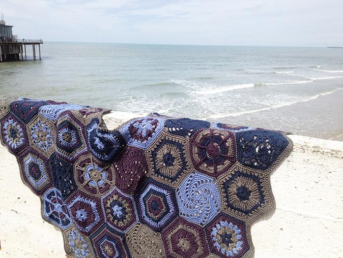 Crochet-wedstrijd leidt tot mooie resultaten